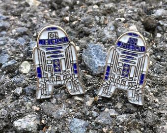 R2D2 Cufflinks Star Wars Cufflinks