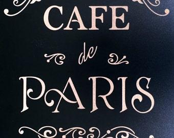 Segno - Cafe de Paris