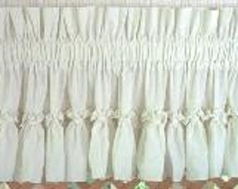 Carolina Ruffled Valance