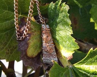 Copper on Stone