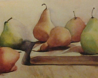 PEARS - Stillife