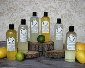 Foaming Hand Soap Refill - Essential Oil Soap - Foaming Wash - Handmade Soap - Natural Soap