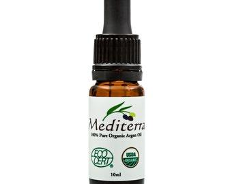 100% Pure Organic Argan Oil 10ml