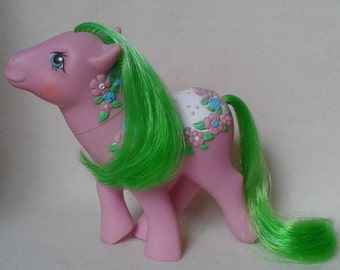 G1 My Little Pony  Sunny Bunch (1989) MLP
