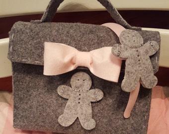 Felt Baby bag-Handmade