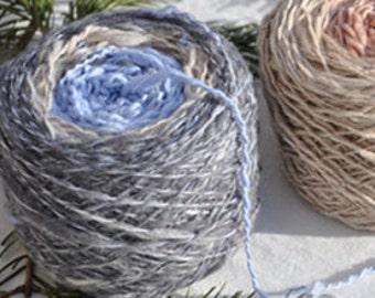 Hand Spun Yarn 8