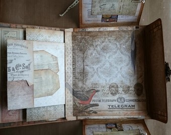 Vintage Post Folio