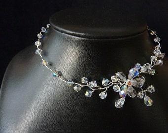 """Bridal Necklace """"Irena"""""""