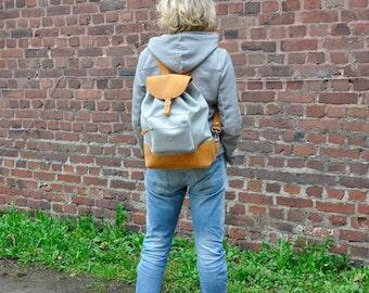 Emma - backpacker