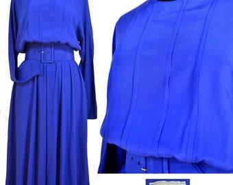 1980's Jody California Dress