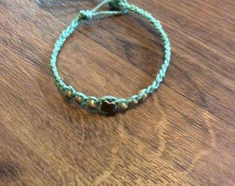 Becca braided bracelet