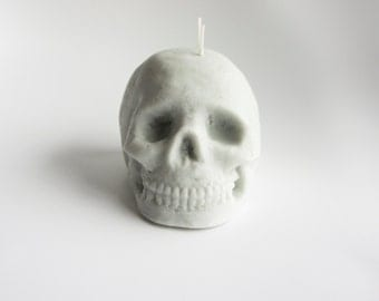 Candle Skull