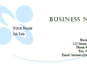 "Custom Business Cards (250, 3.5"" x 2"")"