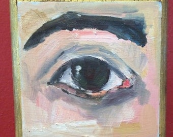 Little Painting of an Eye