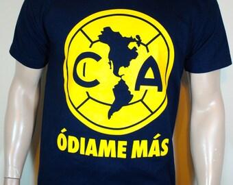 Club America T shirt Mens Tee Odiame Mas