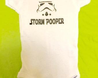 Storm Pooper Onsie