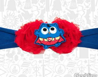 Super Owl headband INFANT