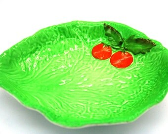 Colourful Carlton Ware dish