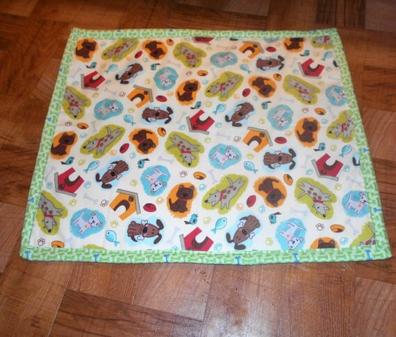 Dog Training Placemat: Pet Food Mat Portable Dog Mat Pet Place Mat Pet By