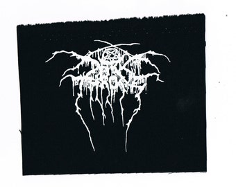 Darkthrone Patch Black Metal Band Patch