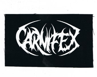 Carnifex Band Patch