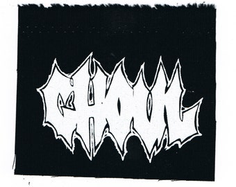Ghoul Band Patch