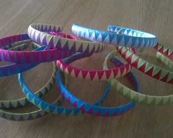 Ribbon Woven Hairbands