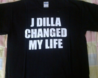 J Dilla t-shirts never used