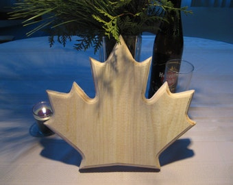 Maple Leaf emblem of the Canada