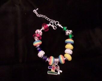 Autism Awareness Support Bracelet