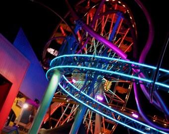 Wild Ride-Santa Monica Pier