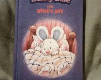 Bunny Blue Goes Beddy-Bye board book