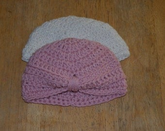 Crochet baby Turbin