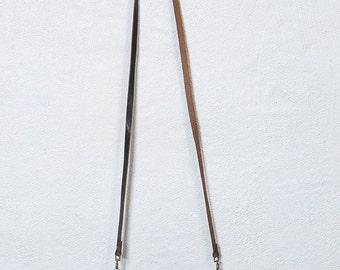 Tooled Leather Bag