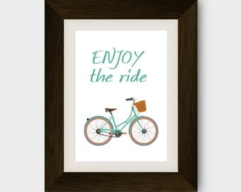 Enjoy The Ride  - Poster