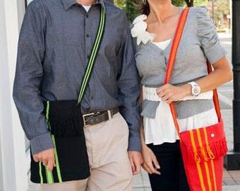 Crossbody Messenger Handmade bags