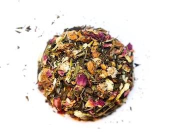 Jasmin Rose - WHITE TEA