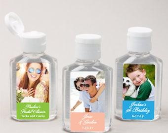12 pcs Photo Personalized Hand Sanitizer (PPD42)