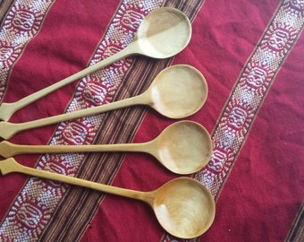 Cuillères en bois/wooden spoon