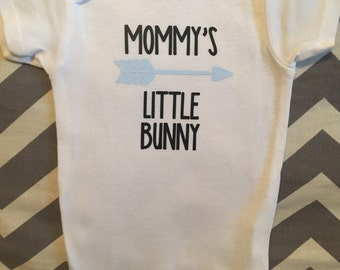Baby Easter Onsies, 1st easter, Arrows, Unique Bodysuits, Baby Shower Gifts, Newborn presents