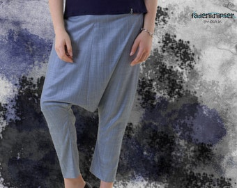 Unique – slight harem pants for the summer