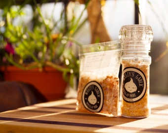Weezy's Garlic and Sea Salt Blend