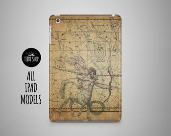 Antique iPad Case Star Map iPad Mini Case iPad Mini 3 4 Cover iPad Cover iPad Air 2 3 Case iPad Sleeve Birthday Gift Idea iPad 3 4 Case