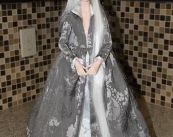 Queen Elizabeth I SD BJD Dress Pattern