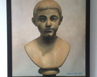 Roman boy - stillife