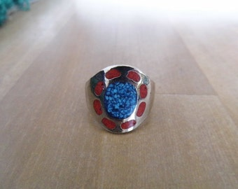 Mens Faux Ring - Costume Jewelry