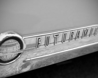 Futuramic 8 x 12 Fine Art Photograph