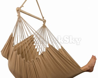 hammock sky xxl hammock chair with hanging hardware and drink holder