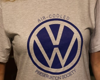 VW T-Shirt by the Air-Cooled Preservation Society