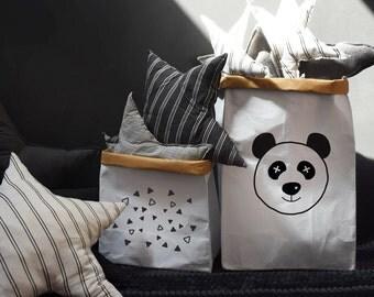 Kids Storage, Stuffed Animal Storage, Toy Storage, Laundry Hamper, Laundry Basket, Kids Storage Bin, Paper Storage bags, Storage Basket